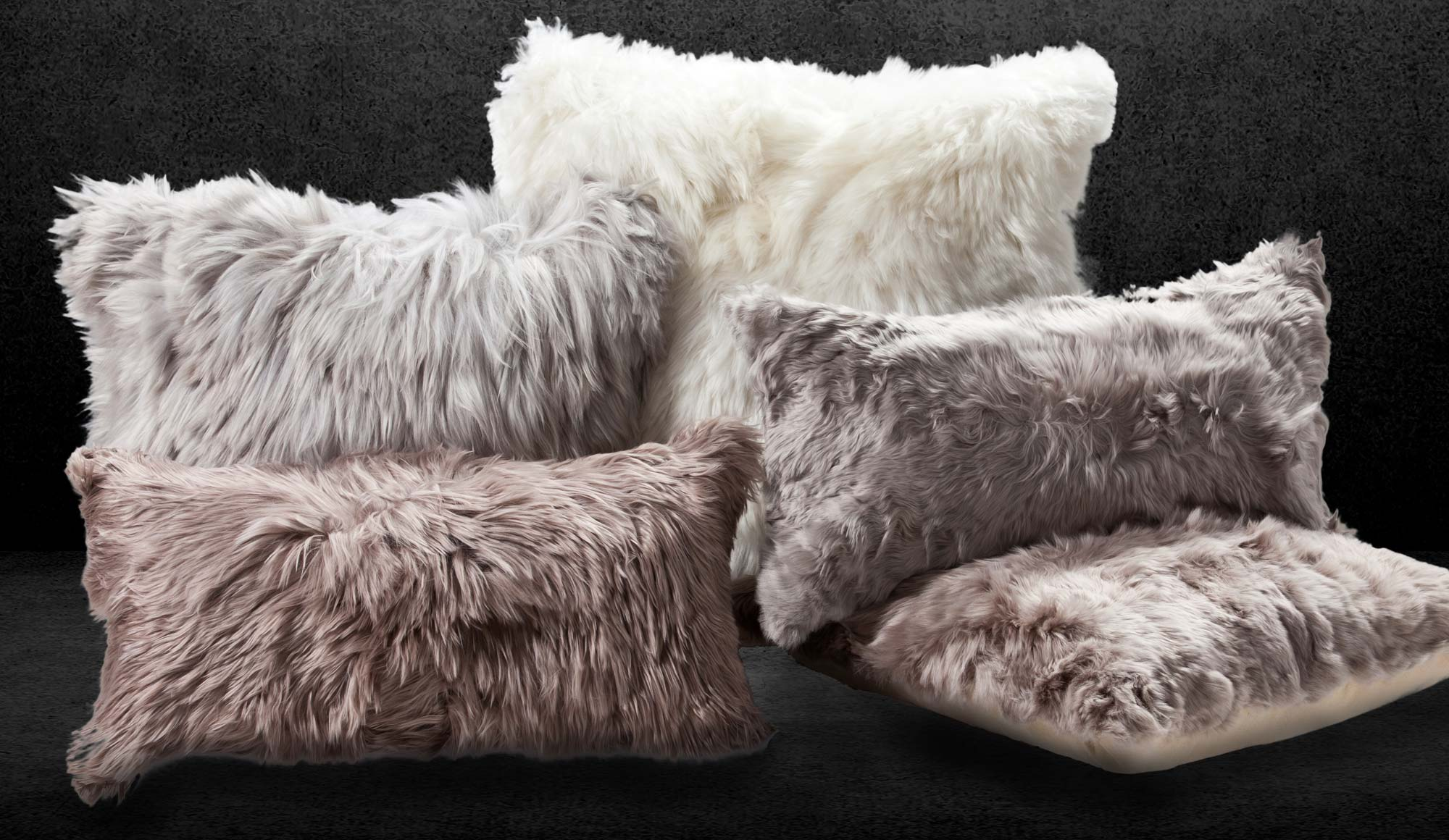 Alpaca Soft Fur Rugs Pillows And Woven Wool Throws Fibre